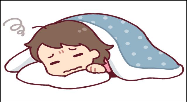 「過眠症」の説明画像です。