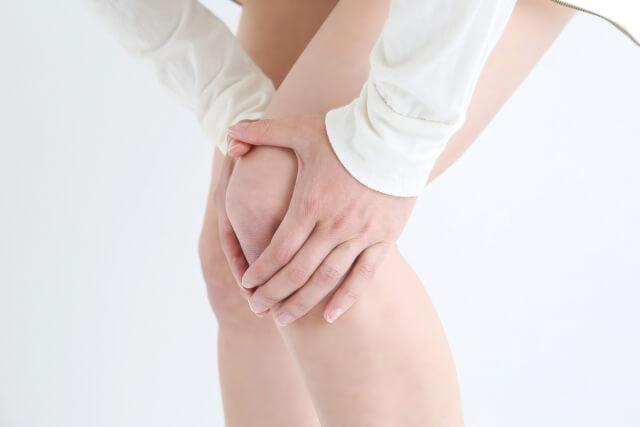 「膝痛」の画像です。