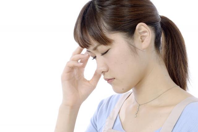 「頭痛」の画像です。
